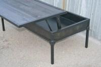 Combine 9 | Industrial Furniture  Industrial Coffee Table ...