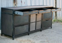 Combine 9 | Industrial Furniture  Industrial File Cabinet