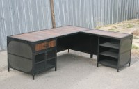 Combine 9 | Industrial Furniture  Industrial Desk