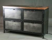 Combine 9   Industrial Furniture  Industrial File Cabinet ...