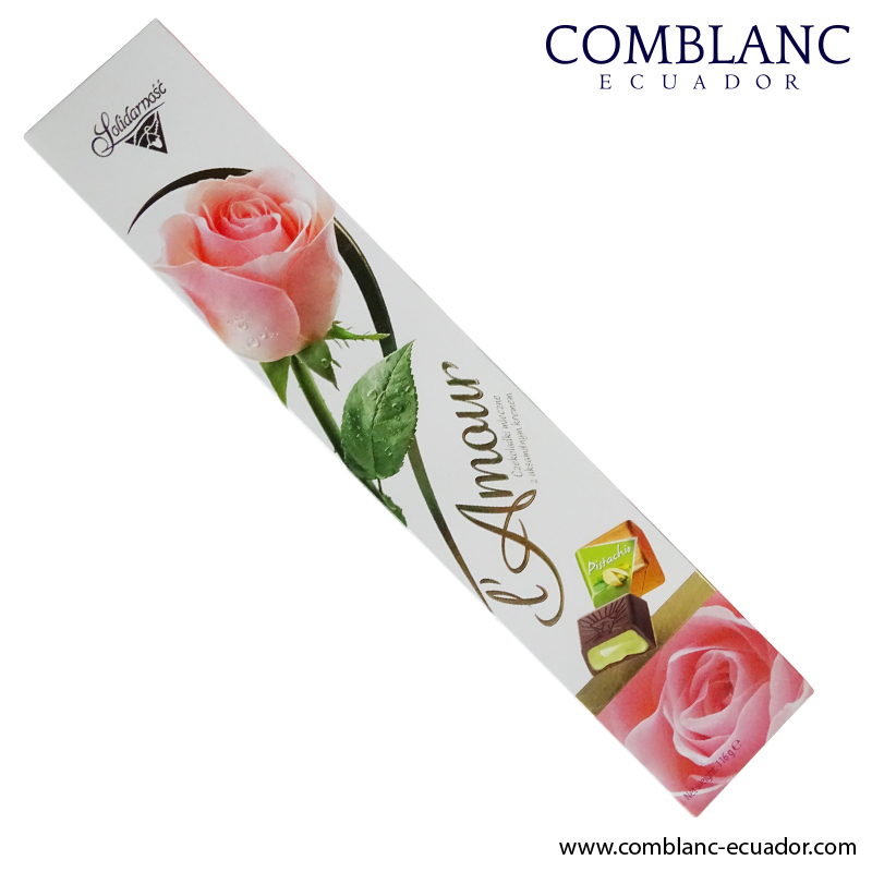 Lamour Chocolate 7 Unidades Comblanc