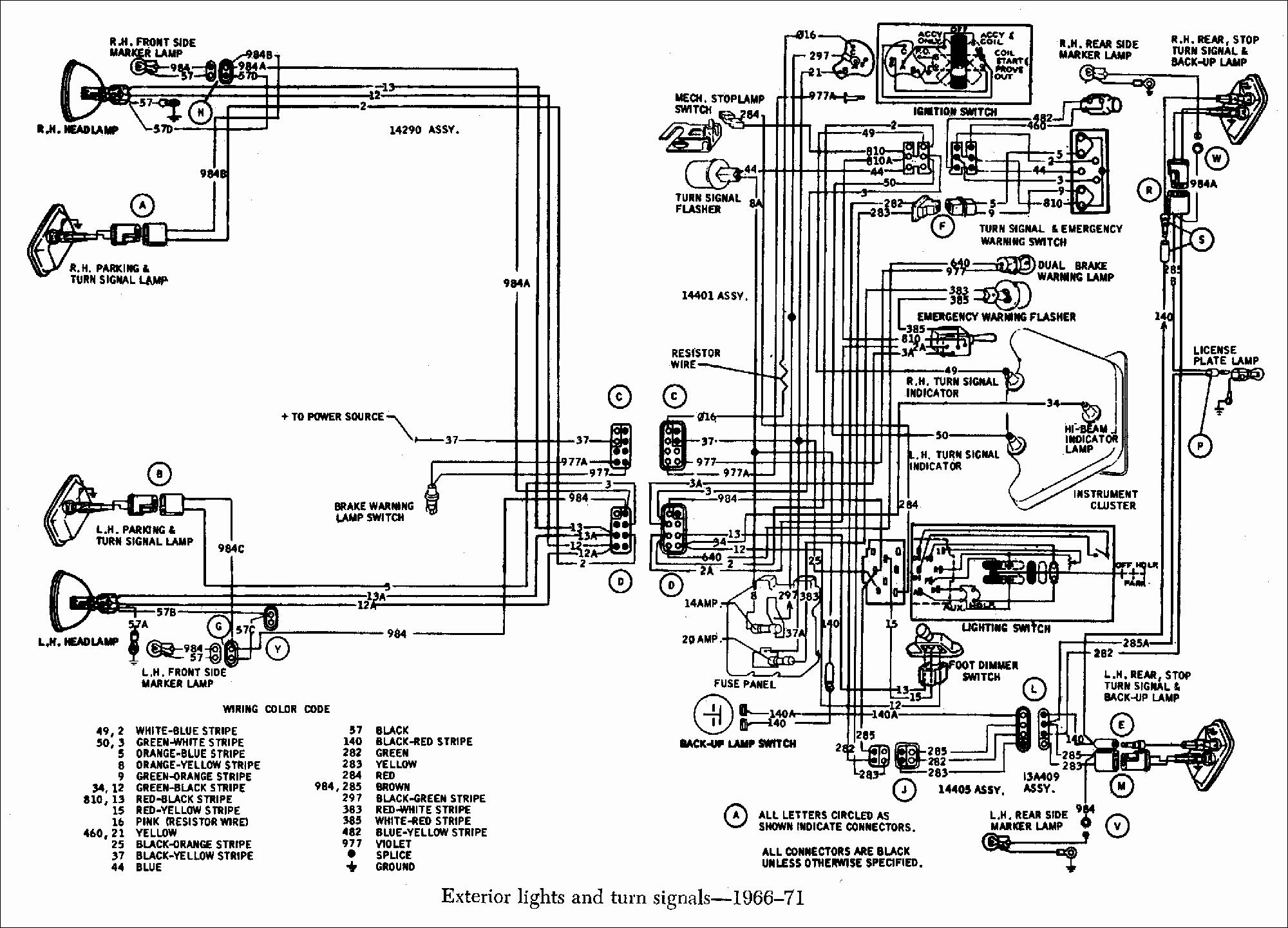 Schema Electrique Ford Escort