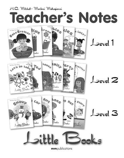 Combobooks E-Shop. LITTLE BOOKS Teacher's Notes