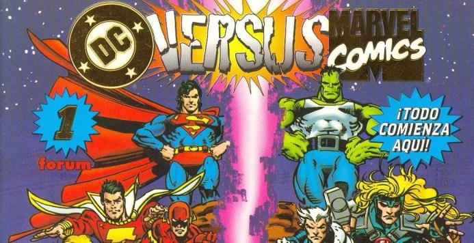 Análisis] 'Marvel Vs DC - DC Vs Marvel' (1996) - ComboGamer