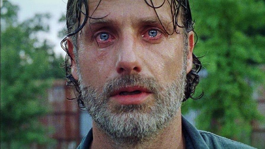 The Walking Dead   7ª Temporada - Episódio 8: A perigosa chama da ...
