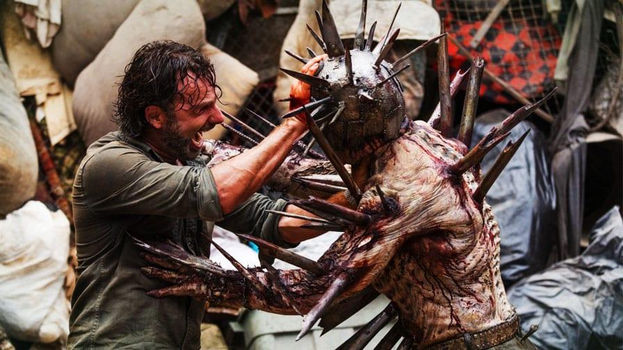 The Walking Dead 7ª Temporada - Episódio 10: Rick está voltando a ...