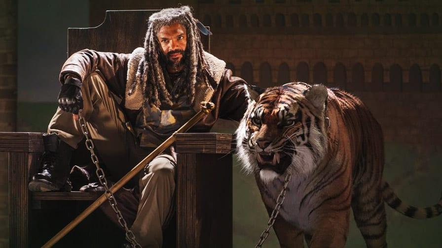 The Walking Dead Episódio 4 - 8ª Temporada: Um Rei sem sua coroa ...