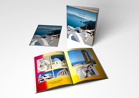 Livre photo XXL le plus grand format portrait de notre