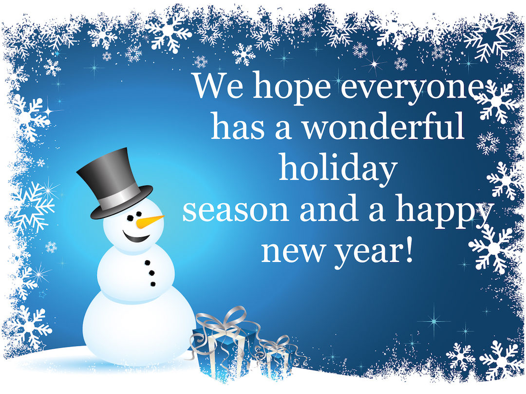 Happy Holidays To All Of Our Friends And Neighbors This Holiday Season Our Health Centers And Offices Will Be Closed Tuesday December 24th Wednesday December 25th And Wednesday January 1st Happy New