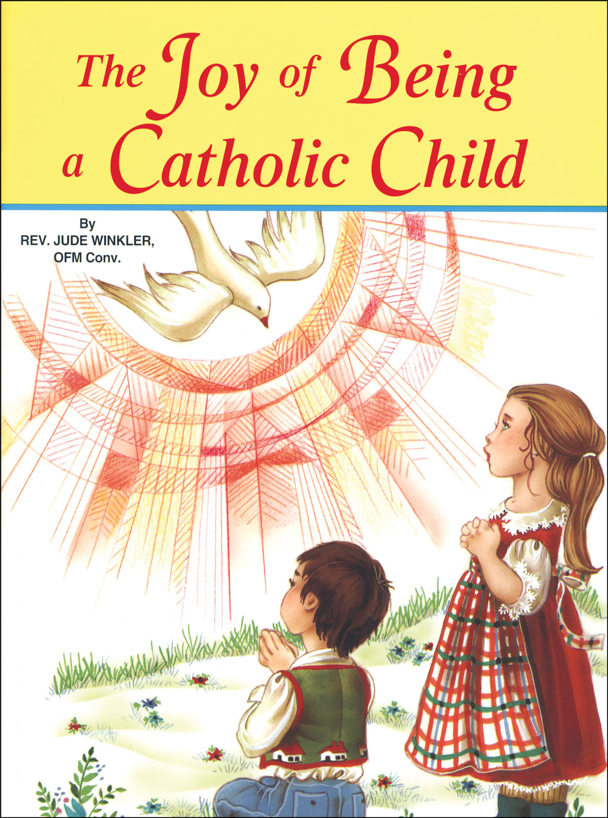 St. Joseph Picture Books: The Joy of Being a Catholic Child | ComCenter.com - Catholic Religious Education