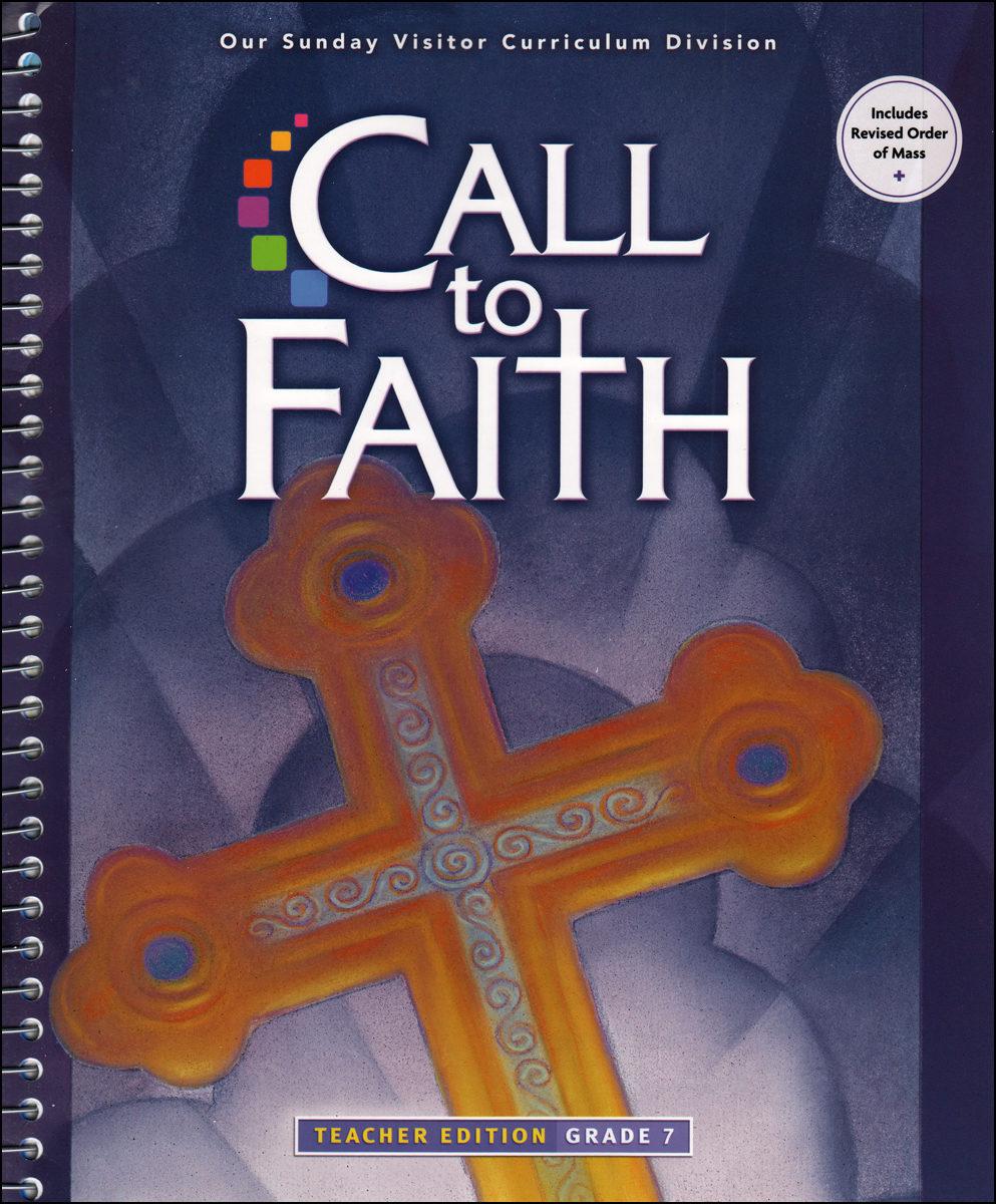 medium resolution of Call to Faith