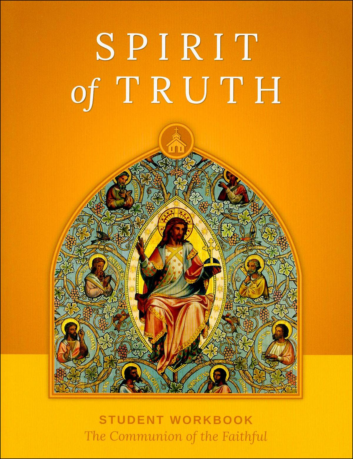 hight resolution of Spirit of Truth