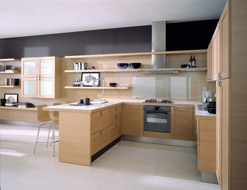 Stunning Come Arredare Cucina E Soggiorno Insieme Gallery - House ...