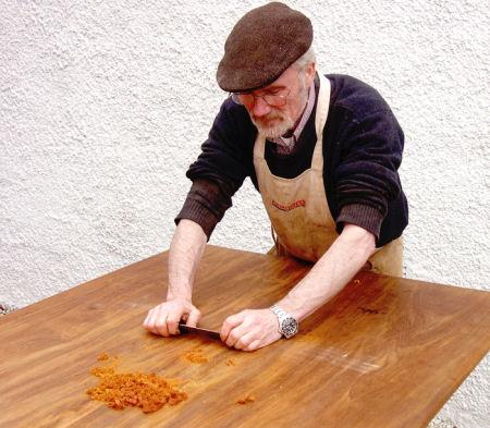 Eliminare i tarli dal legno