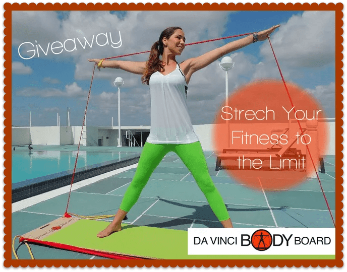 Da Vinci Body Board Giveaway