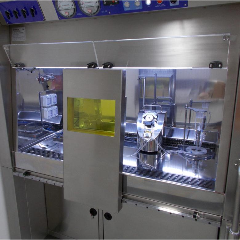 FHR1 50 LAF Shielded Radiochemistry Fume Hood