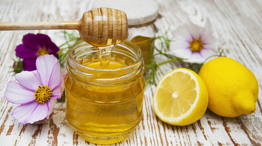limone e miele per ringiovanire comecosaquando