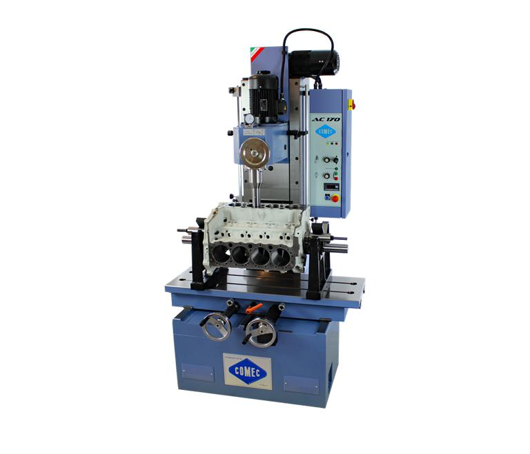 Cylinder Boring Machine Engine Line Comec