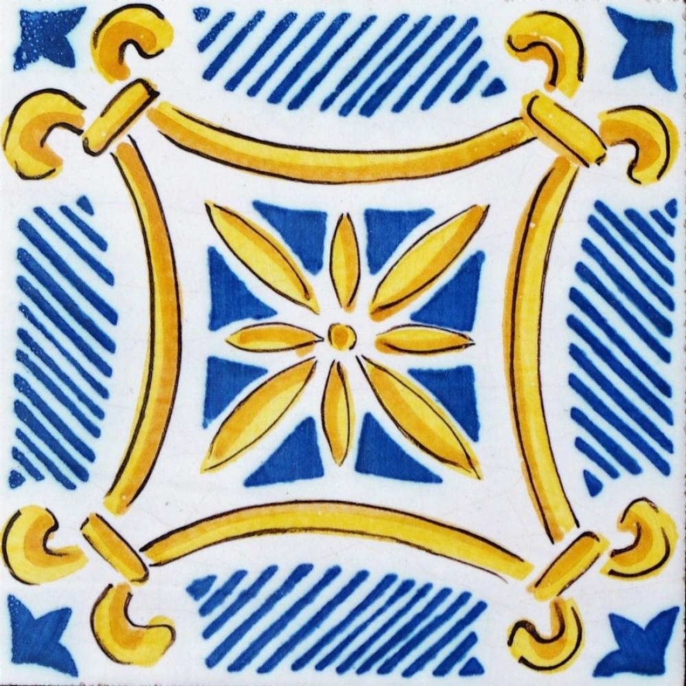 Cotto e Maioliche Siciliane  COMED CERAMICHE  Ficuzza Blu