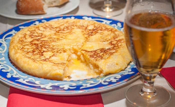 comida barata en madrid