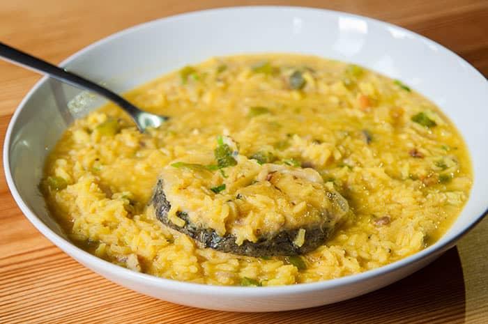 receta-de-arroz-caldoso-de-pescado