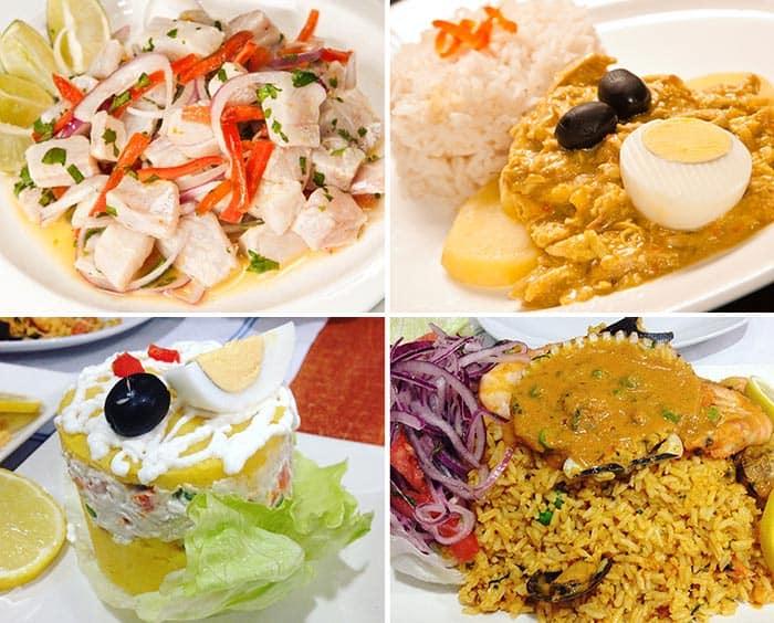 Recetas de comida peruana  ComederaCom