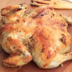 como hacer pollo asado