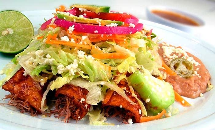 enchiladas mexicanas