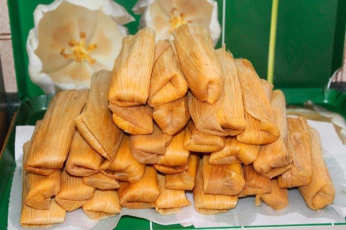 Consejos para adelgazar caseros tamales
