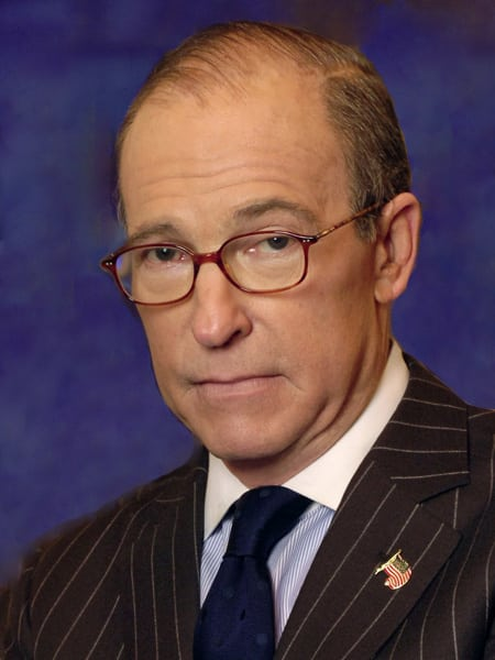 Financial speaker Lawrence Kudlow