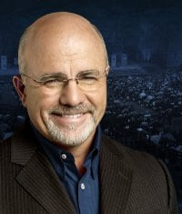 Book or hire financial speaker Dave Ramsey