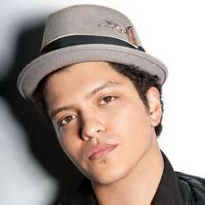 Book or hire rock, pop singer Bruno Mars