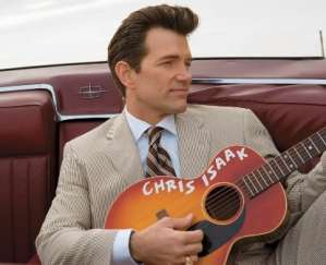 Book or Hire Pop Singer Chris Isaak