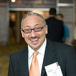 Book or hire inspirational social media speakers like Joe Rotella