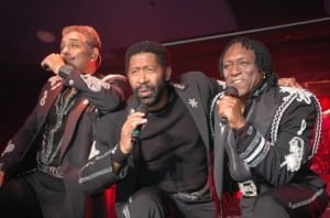 The Commodores singing group booking agency