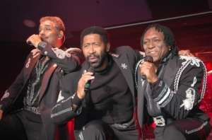 Book or Hire Pop Musicians The Commodores