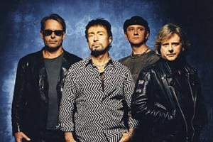 Book or hire rock musicians Bad Company