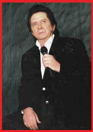 Book or Hire Alan Dryman as Johnny Cash - Tribute Highwaymen
