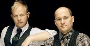Book or hire bluegrass musicians Dailey & Vincent
