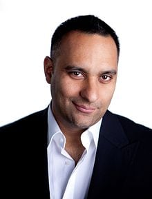 Book or Hire standup comic Russell Peters