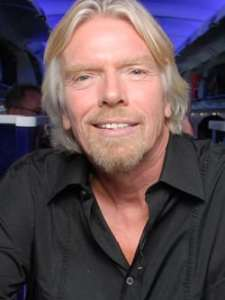 Book or hire Sir Richard Branson