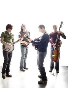 Book or hire The Yonder Mountain String Band