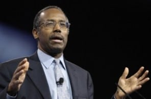 Dr. Ben Carson Hiring Agency Agent