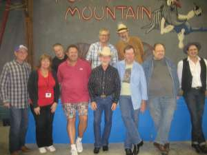 The Time Jumpers Booking with Mari Sanders