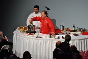 Book or Hire The Singing Chef, Andy LoRusso