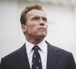 Arnold Schwarzenegger Booking Agency