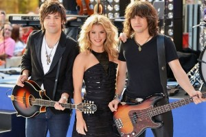 Band Perry Agent