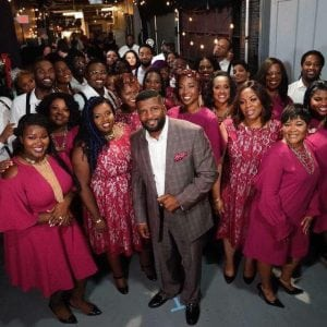 DaNell Daymon Greater Works booking agency
