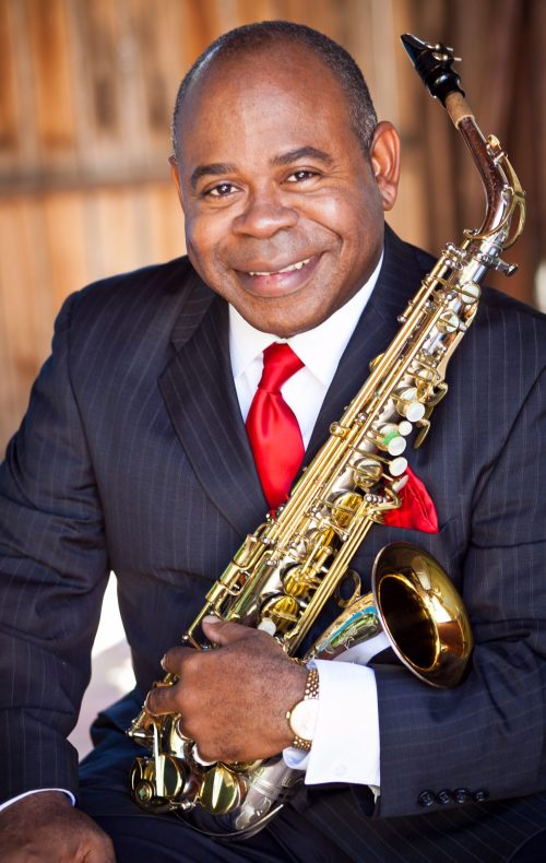 Book Hire Alvin McKinney saxophone player