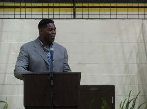 Book or Hire Herschel Walker